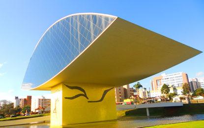 Mais cultura em seu roteiro na capital do Paraná