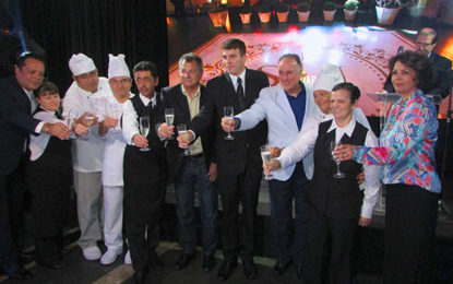 Ilha do Mehl Buffet comemora 40 anos de sucesso