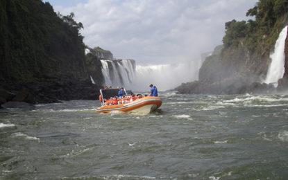 Cataratas do Iguaçu ganham novo destaque internacional