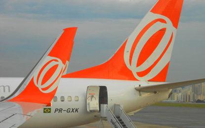 Gol ampliará oferta de voos na temporada de verão