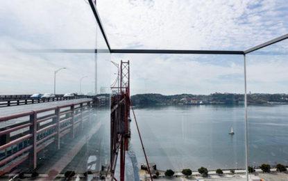 Em Lisboa, visita à ponte tem novidade