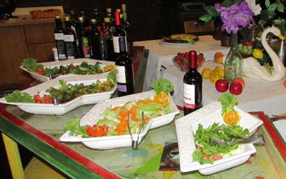 A boa mesa nos arredores da capital paranaense