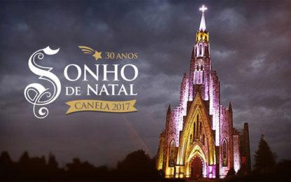 Em Canela, programação natalina terá 70 dias de eventos
