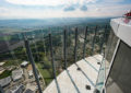 Torre na Alemanha tem elevador sem cabos