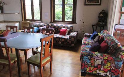 O hostel de charme do centro histórico de Curitiba