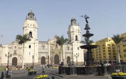 Agora em novembro acontece o Peru Week