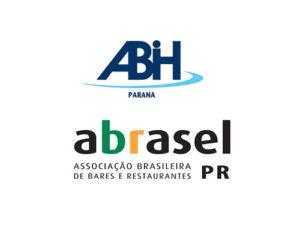 ABIH-PR e Abrasel-PR realizam eventos de confraternização