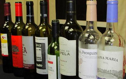 Vinhos, atração nos roteiros turísticos portugueses