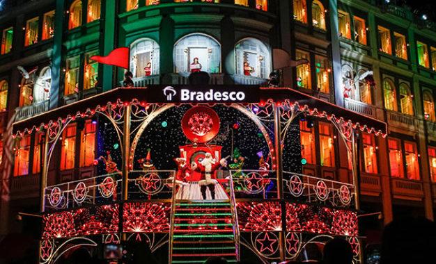 Curitiba–Assunção e Natal no Palácio Avenida