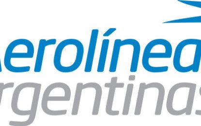 Aerolíneas Argentinas incrementa presença no sul