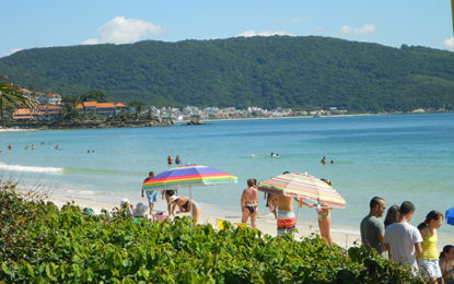 Praias para aproveitar o verão