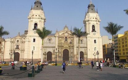 Peru, destino forte também no turismo religioso