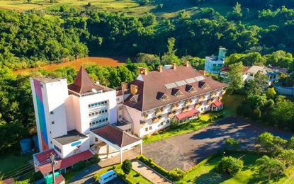 Hotel promete muita animação em Piratuba