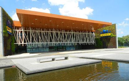 Guia mostra estrutura de eventos de Curitiba