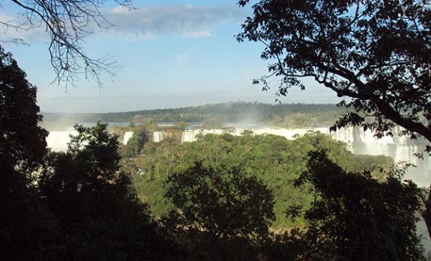Itaipu confirma apoio ao turismo de Foz do Iguaçu