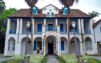 Museu da Imigração em restauração