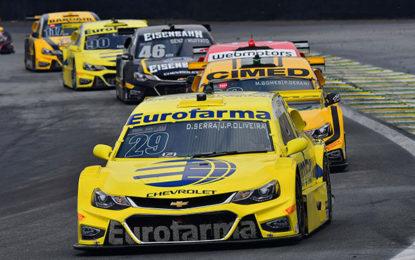 Stock Car terá etapa da Curitiba