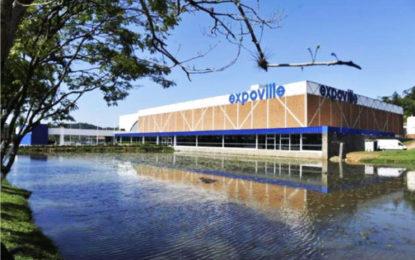 Joinville Convention Bureau, Expoville e muito mais…