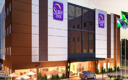 Maringá, no PR, ganha hotel Sleep Inn