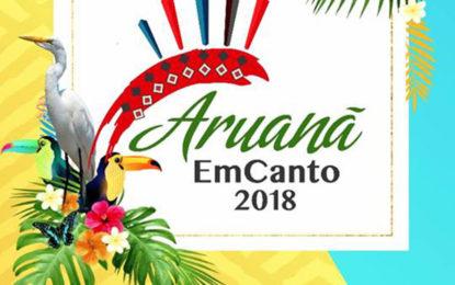 Aruanã prepara festival de música