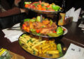 Bar curitibano lança torre de petisco