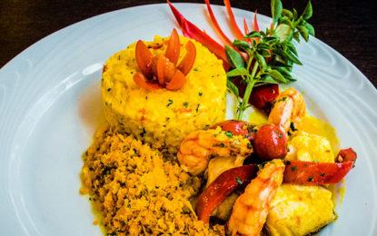 A boa gastronomia no centro de Curitiba