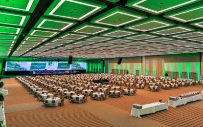 Inaugurado, em Campinas, o Royal Palm Hall