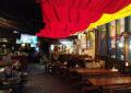Boa mesa e futebol no Bar do Alemão