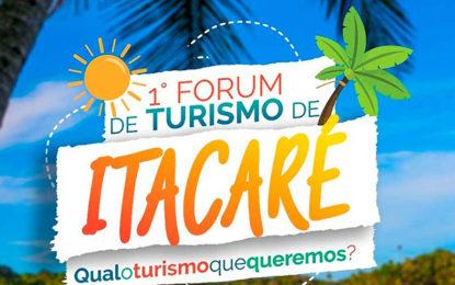 Itacaré, na Bahia, discute turismo