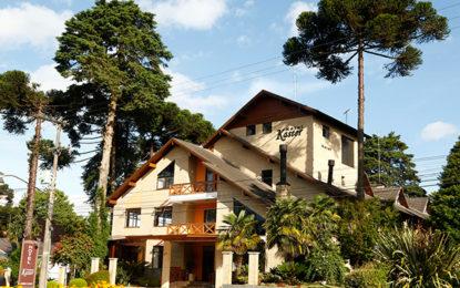 Kaster, quinze anos de hotelaria em Gramado