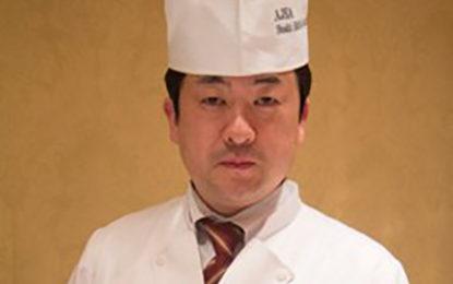 Noite de sushis especiais, com chef Ogawa