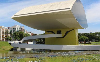 MON, museu conhecido pelos curitibanos