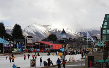 Bariloche vive a temporada de neve