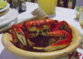 Em Aracaju, boa mesa à beira-mar
