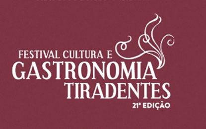 Boa mesa merece festival em Tiradentes