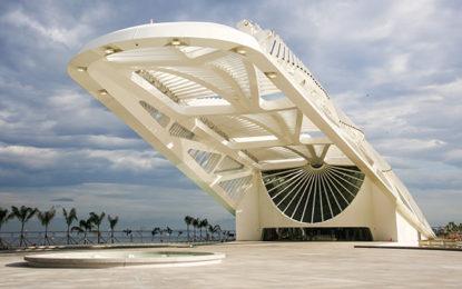 Museu é atração na área portuária carioca