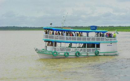 Depois de Ilhabela, a vez da Amazônia