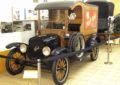 Carros antigos são o apelo do museu