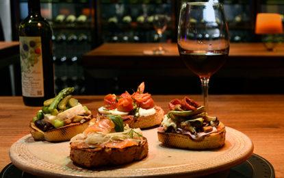 All Seasons aperfeiçoa serviço de vinho