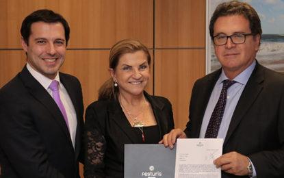 Festuris e Ministério do Turismo, forte parceria
