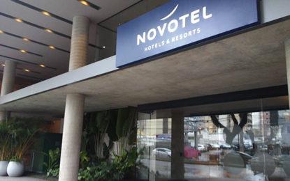 Novotel será inaugurado nessa terça