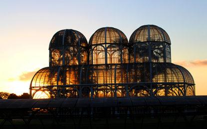 Curitiba, em edição da Panorama do Turismo