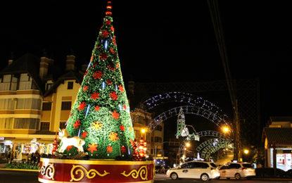 Em Gramado, o Natal dura mais tempo