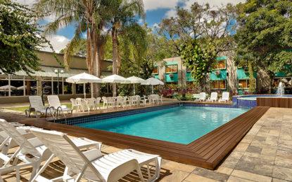 Ceia de Réveillon no Mabu Express Hotel