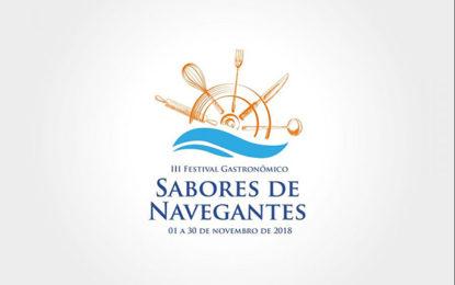 Festival gastronômico em Navegantes