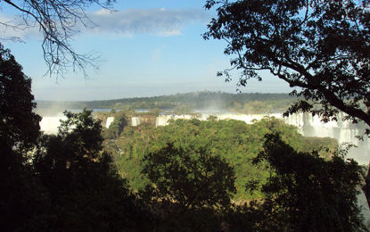 Foz do Iguaçu, destino preferido dos russos