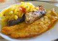 Ricos sabores do mar caribenho