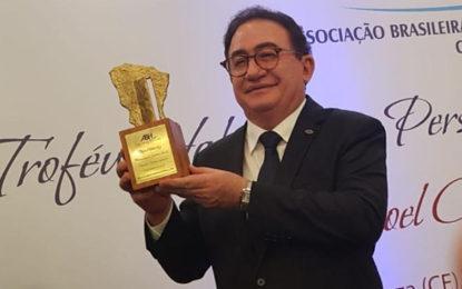 Manoel Linhares, personalidade turística de 2018