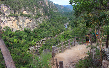 Brasileiros descobrem os parques nacionais