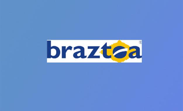 Braztoa abre inscrição para eventos